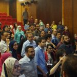 Conférence sur les Méthodes Agiles et SCRUM chez FOCUS par le consultant Mustapha BOUBEKRI. On a traité le concept agile, la méthode Scrum et le cas SPOTIFY