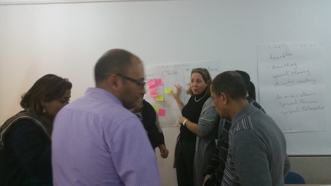 Agiles Tools Explained in SCRUM Training by consultant Mustapha BOUBEKRI