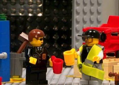 Lean Lego