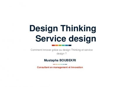 Comment innover grâce au design thinking ?