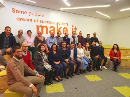 Agile Games Casablanca