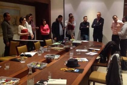 Workshop Design Thinking avec CJD