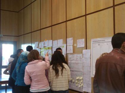 Développement produit et management agile