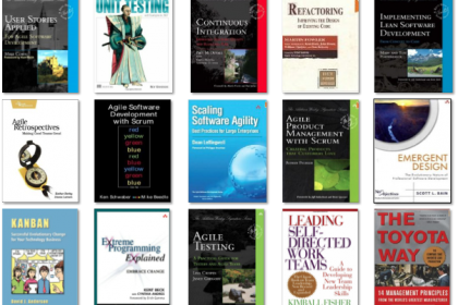 5 livres pour aborder le « lean software development »