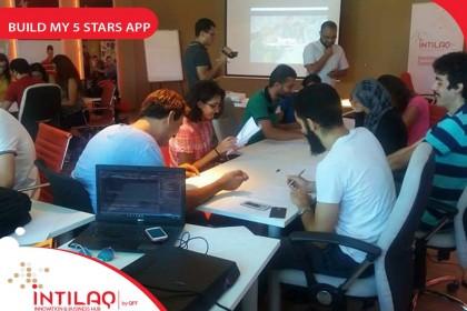 Formation UX design avec Intilaq Tunis